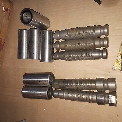 Lot Of 5 Western Star Spring Pins Bushings 37121-3418 Same As 327-539