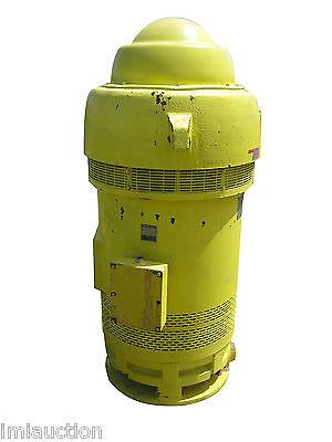 U.S. Electric High Thrust 350 HP Electric Motor 480v 402 Amps 60 Hz 1185 RPM