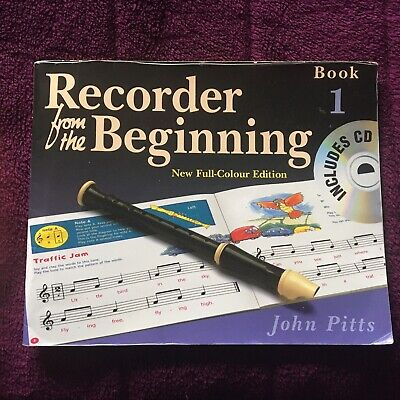 Recorder from the Beginning Book 2 Classic Edition NEW 014027186