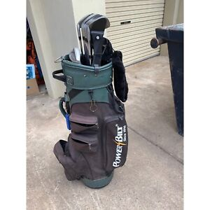 Golf set with matching bag Pearce Woden Valley Preview