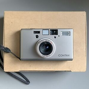 Contax T3 Point & Shoot