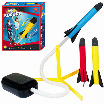 Air Rocket Raketenblaster Spielzeugrakete Raketen-Startset (Rocket Spielzeug)