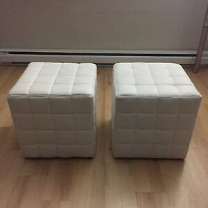 Cube Stool / End Tables