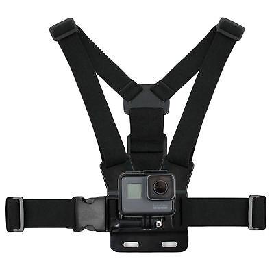 Adjustable Chest Mount For GoPro Hero 8 / Hero 7 / Hero 6 / Hero 5 / Hero Max