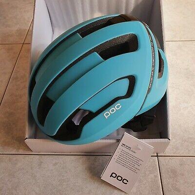 Casco POC OMNE AIR SPIN - Kalkopyrit Light Blue taglia 50-56cm