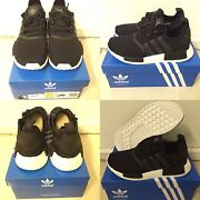 "Adidas NMD ""Monochrome Black"" [Size 8.5 ] Ermington Parramatta Area Preview"