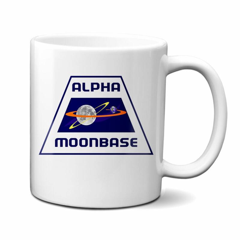 Space 1999 Moonbase Alpha Logo 11oz Mug