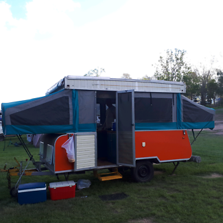Pop top camper like jayco Ningi Caboolture Area Preview