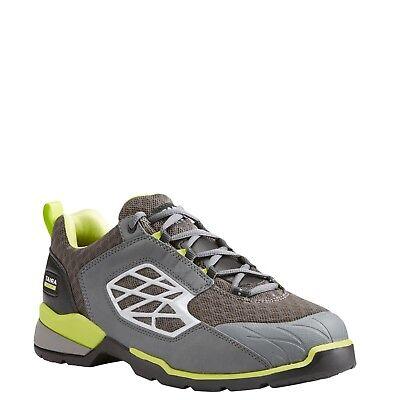 Composite-toe Sneaker (Ariat® Men's Rebar Giga Flex Composite Toe Sneaker Shoes 10023087)