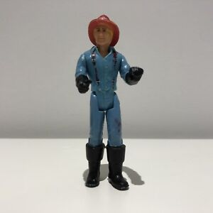 1979 Tonka Toys Play People Firefighter