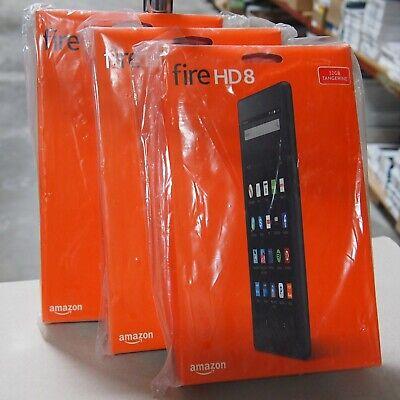 Amazon Kindle Fire HD 8 (6th Generation) 32GB, Wi-Fi, 8in - Tangerine