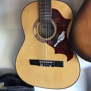 Contemporary custom mini guitar. Narellan Camden Area Preview