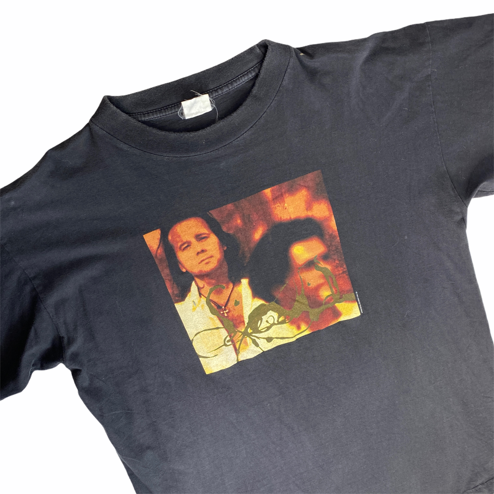 Simple Minds T Shirt Good News From The Next World 1995 Tour Black New Wave Band - $98.99