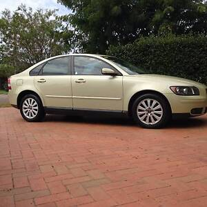 2006 Volvo S40 Geartronic Sedan North Ryde Ryde Area Preview
