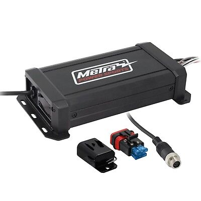 Metra MPS-AMP100X2 PowerSports 2-Channel Micro Amplifier Metra Amp