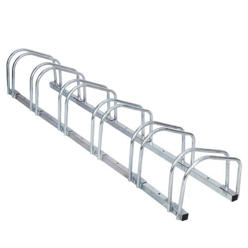 Portable1-6 Rack Bike Parking Rack Bike Floor Parking Adjustable Bicycle Storage Bicycle Accessories
