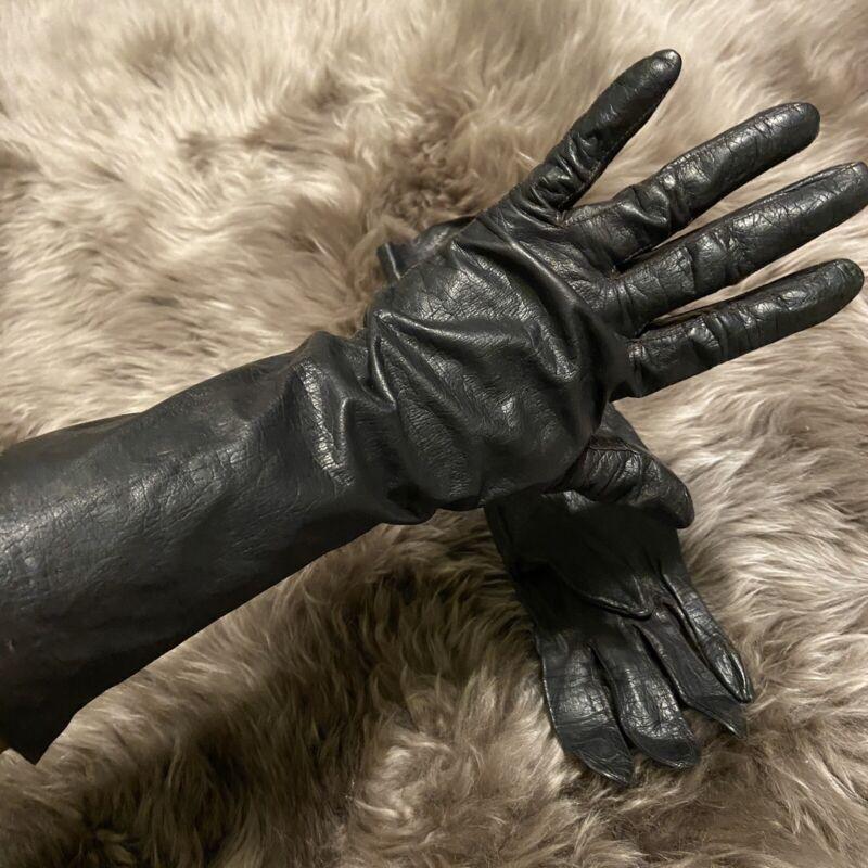 Genuine Kid Skin Gloves Small