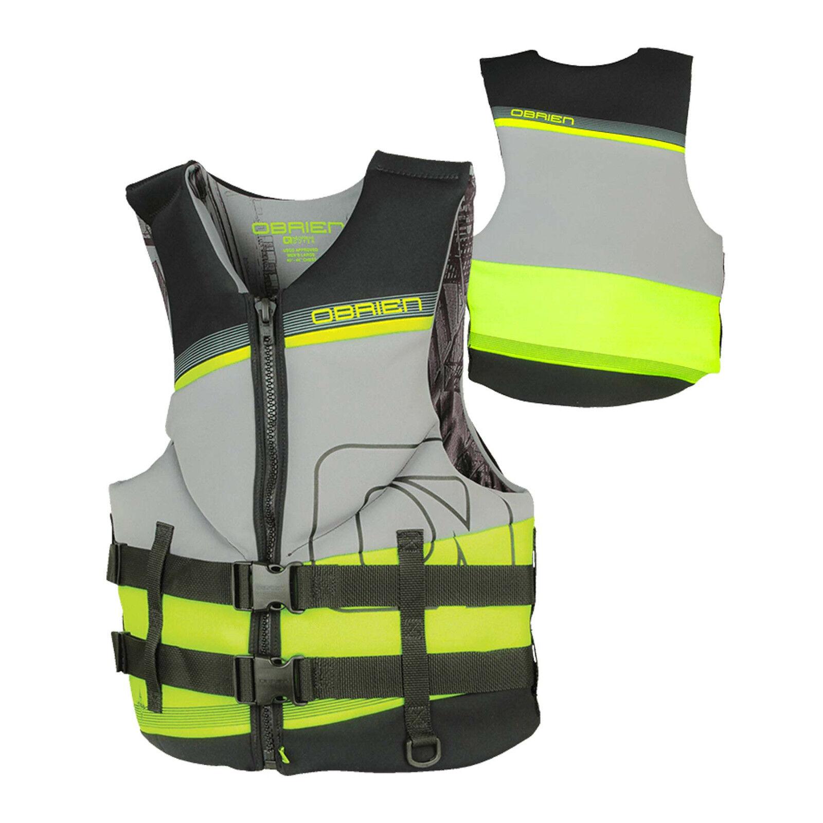 New O'Brien Mens Tech Life Jacket / Vest