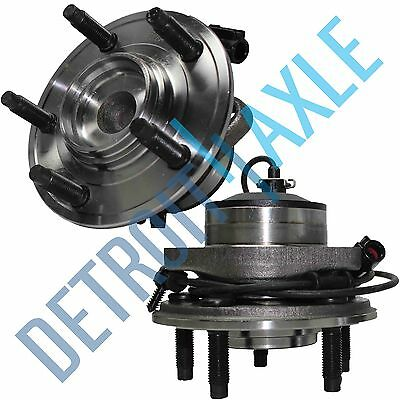 Jaguar Xjr Front Wheel (Set of (2) NEW Front Wheel Hub and Bearing 2WD w/ ABS for JAGUAR S-TYPE XF XJR )