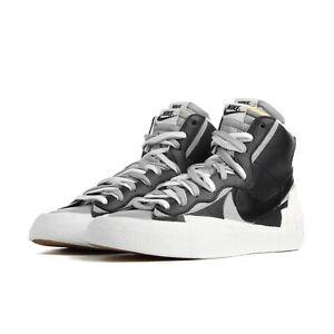 Nike X Sacai Blazer Mid Black US7.5