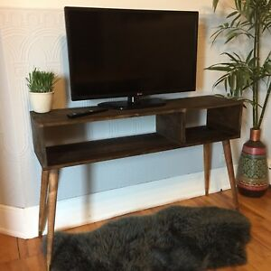 Mid Century Modern Coffee Tables and TV Consoles