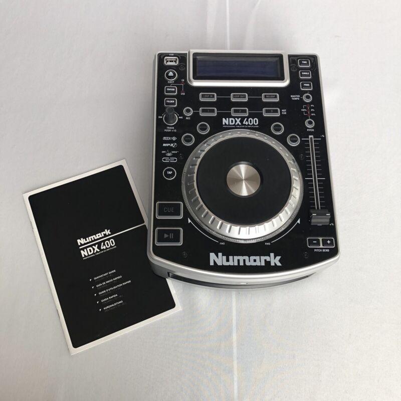 Numark NDX400 Turntable