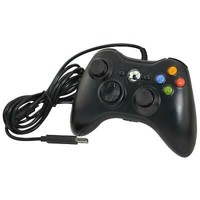 USB Kabel Xbox 360 Controller Gamepad Für Microsoft Xbox 360 Windows PC DE ()