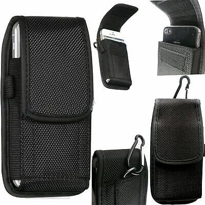 Universal Belt Hook Pouch Bag Nylon For All Mobile Phone Case Cover Holster