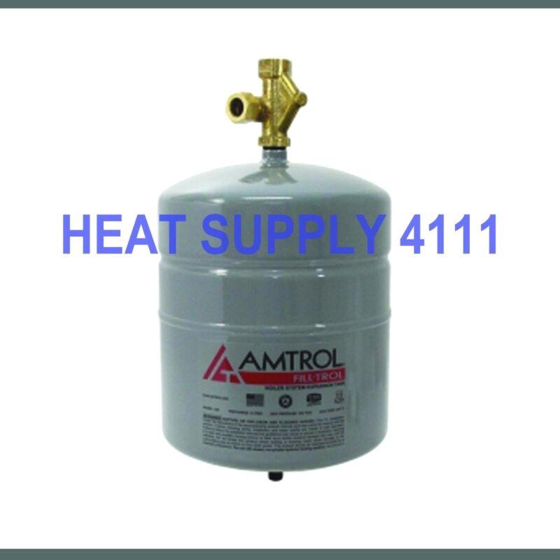 Amtrol Fill-Trol 110 Boiler Expansion Tank w/ Auto Fill Valve, 4.4 Gal, FT-110