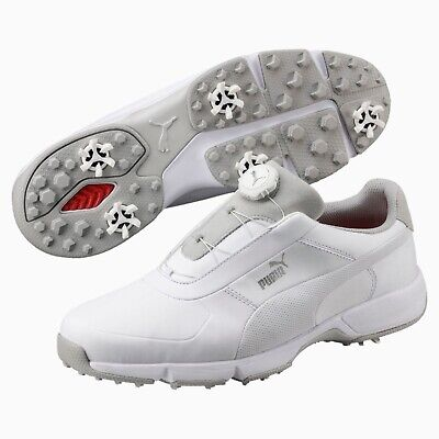 Puma Golf Ignite Drive Disc Synthetic Waterproof Golf Shoes UK 7.5 RRP £99