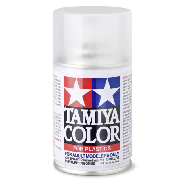 Tamiya 100ml TS-13 Clear Varnish Glossy Colour #300085013