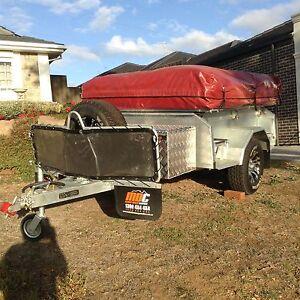 MDC camper trailer Cockatoo Valley Barossa Area Preview