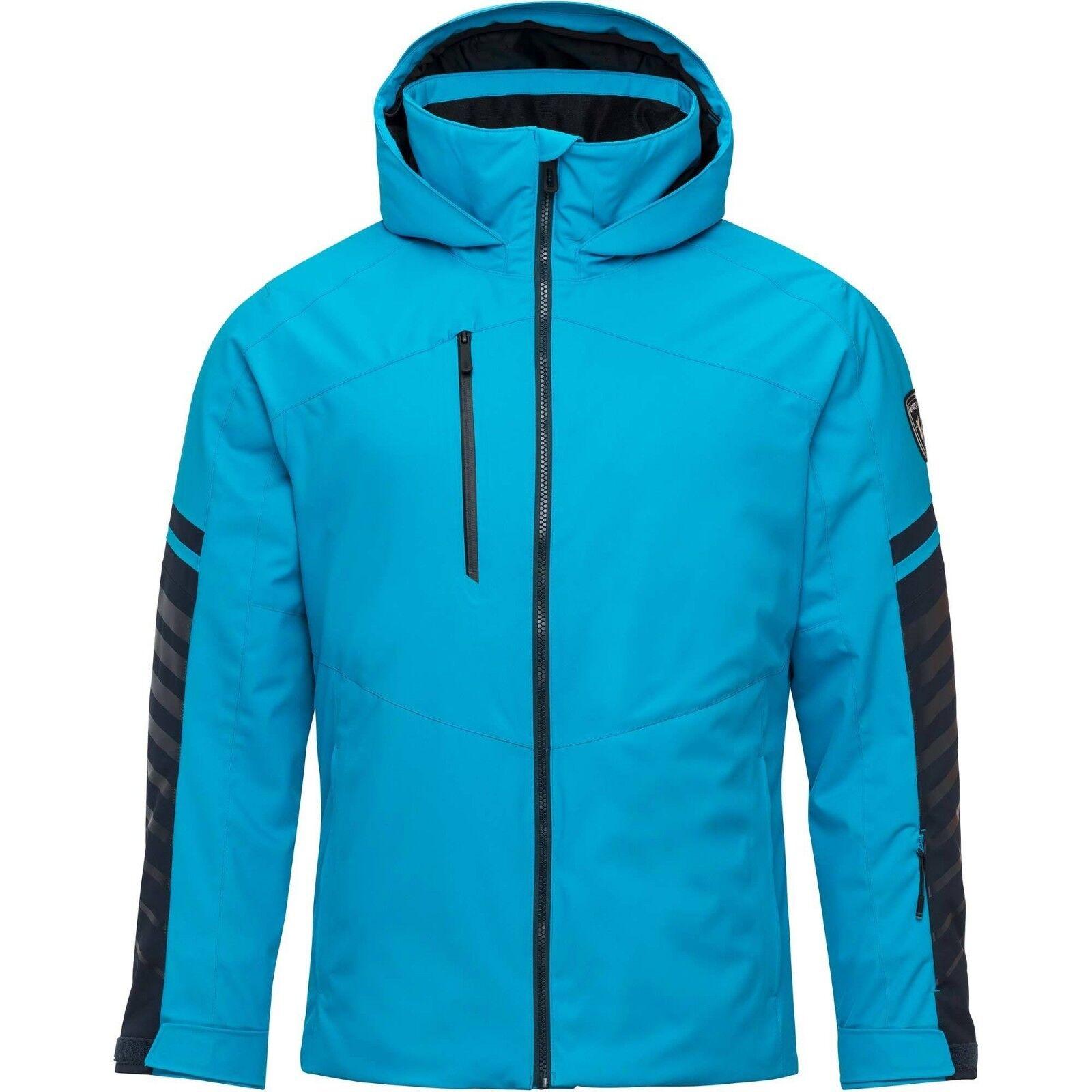 Rossignol Fonction Jacket Men Skijacke Herren Ski Jacke RLHMJ30 blue jay blau