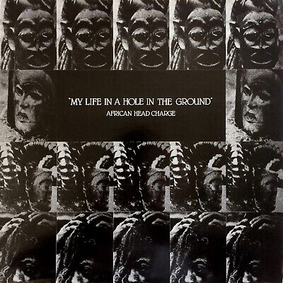 African Head Charge – My Life In A Hole In The Ground 1981 DUB AFRO REGGAE LP