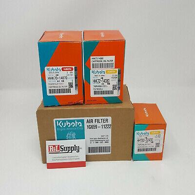 Genuine Oem Kubota Rtv 900 Filter Kit