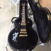 left handed Gibson LesPaul studio guitar Canberra City North Canberra Preview