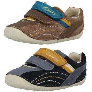 Clarks-RAGAZZI-Pre-Walker-Scarpe-039-PICCOLO-Dexton-039