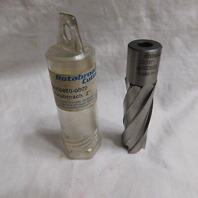 Hougen Rotabroach Cutter 1316 X 2 12226 Made In The Usa