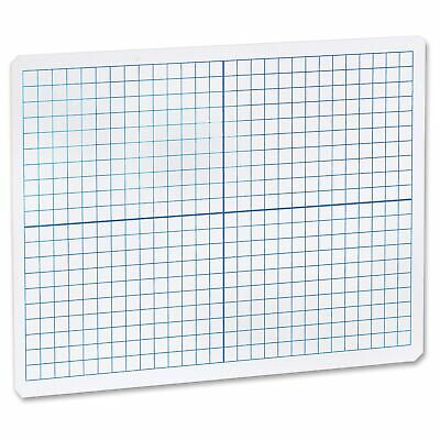 Flipside Gridplain 2side Dryerase Lap Board - 12 1 Ft Width X 9 0.8 Ft