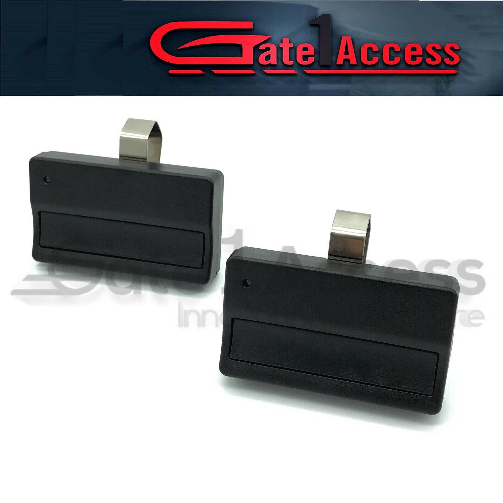 Genie GPT90 /& AT90 Compatible Garage Door Visor Remote Transmitter