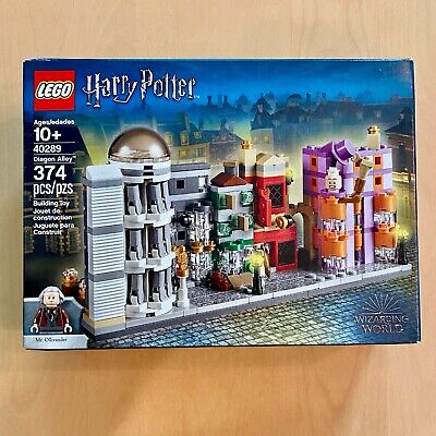 LEGO 40289 Harry Potter Wizarding World Diagon Alley Micro-scale Giveaway