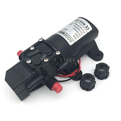 1x High Pressure Water Pump For 12v Electric Sprayer 70w Car Wash Pump