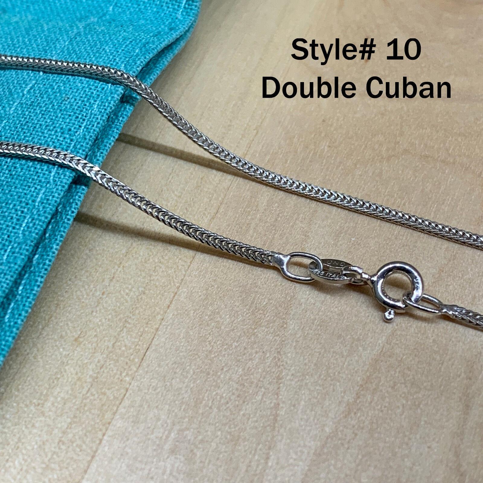 10 - Double Cuban