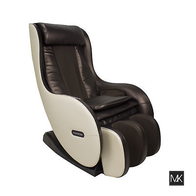 SOGO Full Body Shiatsu Massage Chair Electric Recliner Adjustable Foot Back