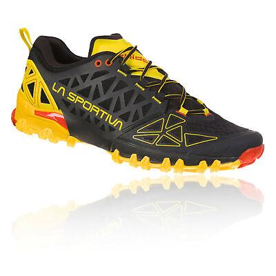 La Sportiva Bushido II black/yellow