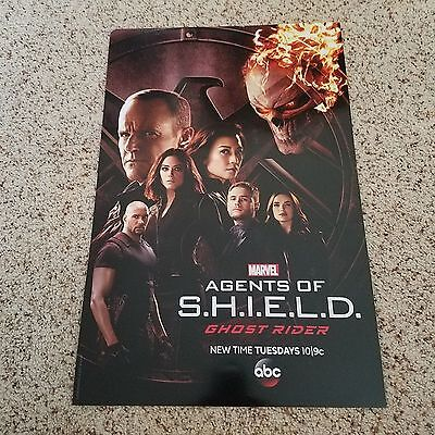 New York Comic Con 2016 - NYCC 2016 - Agents Of Shield - Ghost Rider Poster