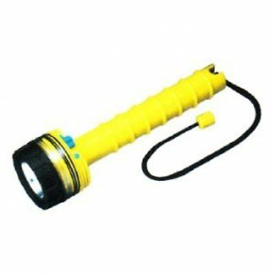 TOSHIBA Underwater Light yellow K-138Y No Battery F/S w/Tracking# New from Japan