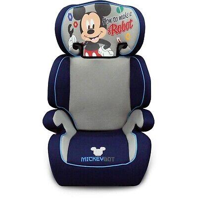 Silla Infantil Niño Coche Automovil Mickey Mouse Universal de 15 a 36 Kg 6418
