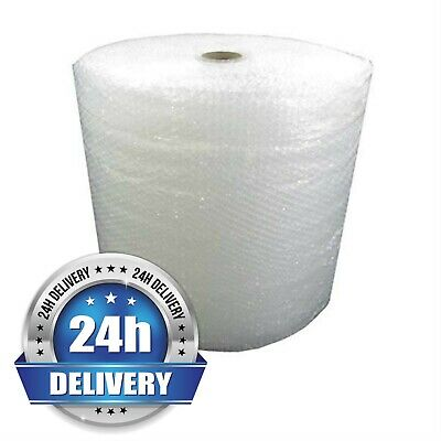 500mm x 100m ROLL BUBBLE WRAP 100 METRES 24HR DELIVERY