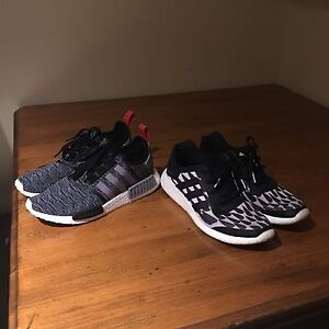 Nmd and pure boost for sale